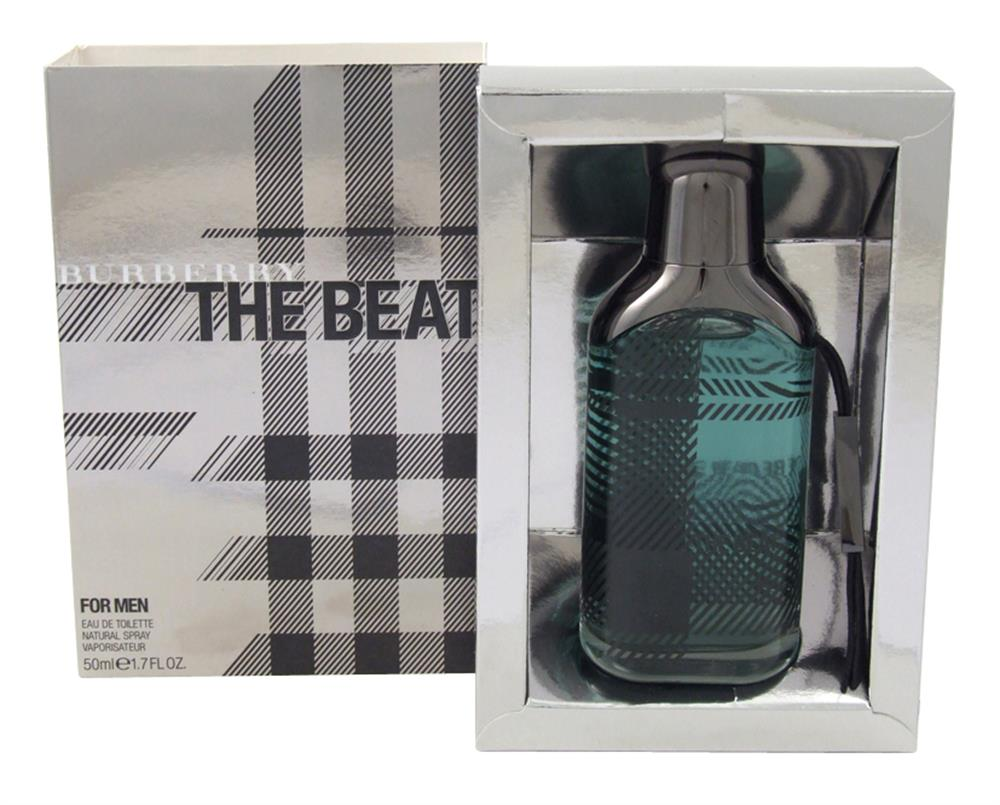 Picture of Burberry The Beat For Men 50ml EDT Spray