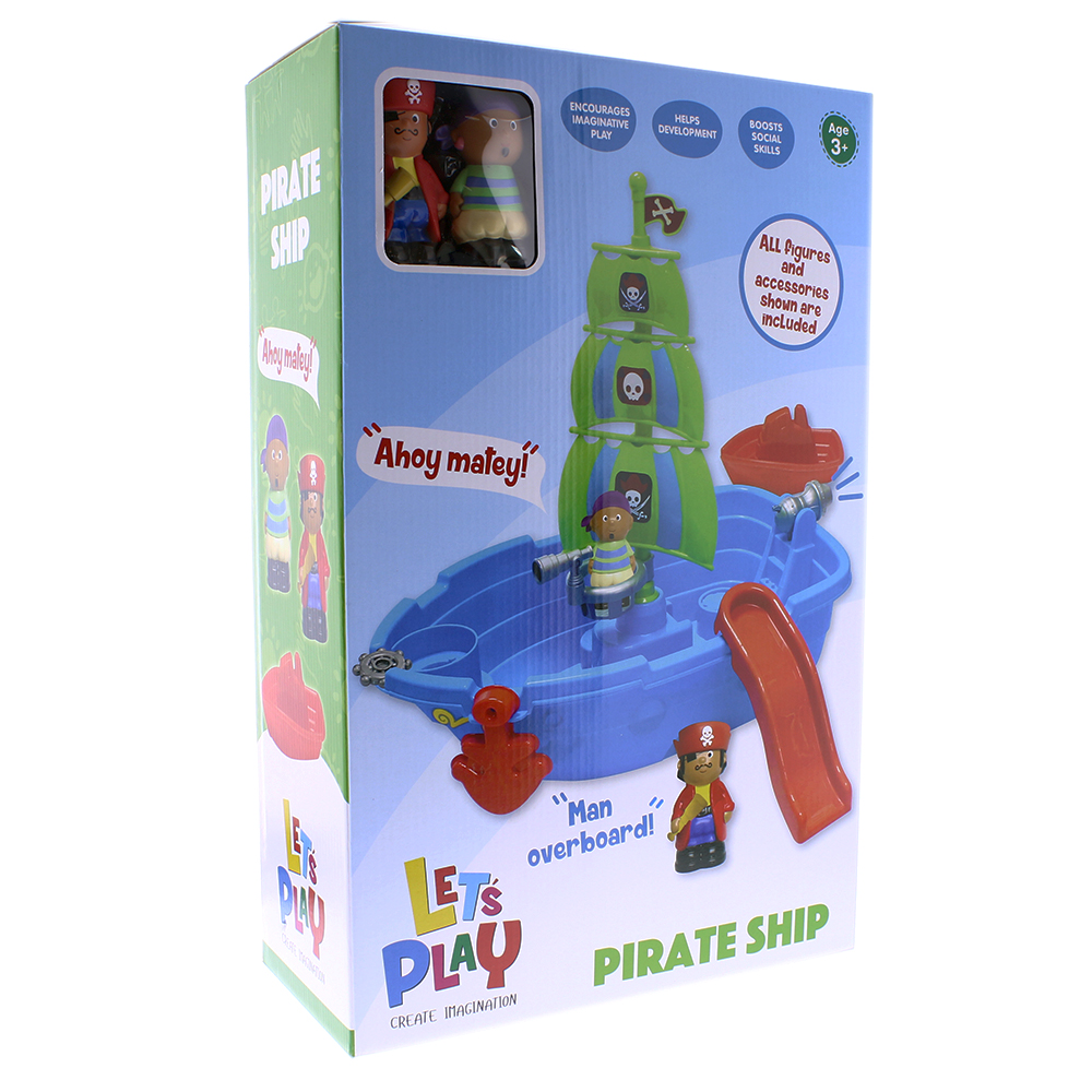 Picture of Let's Play Pirate Ship