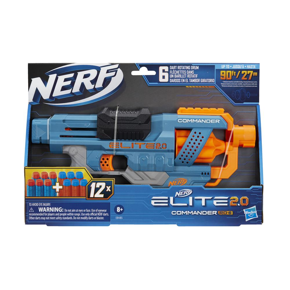 Picture of Nerf Elite 2.0 Commander RD-6