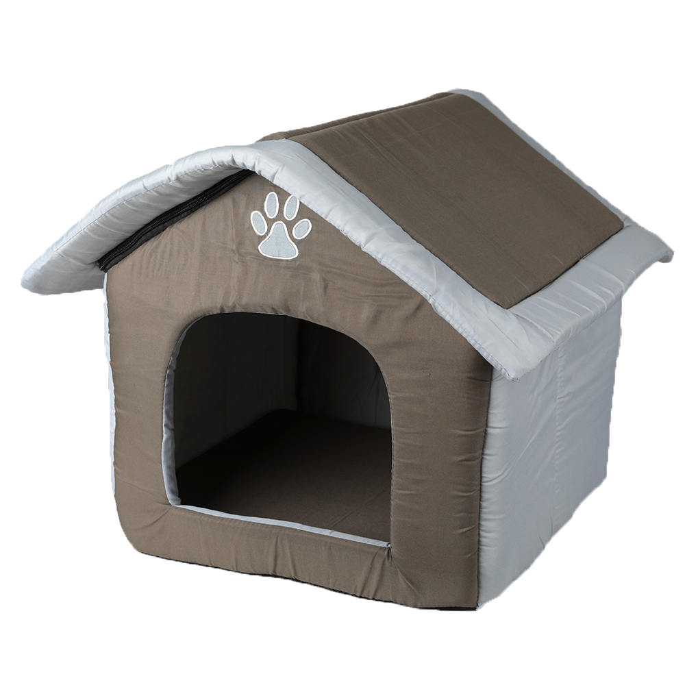 Picture of My Pets: Large Foldable Pet Bed - Grey