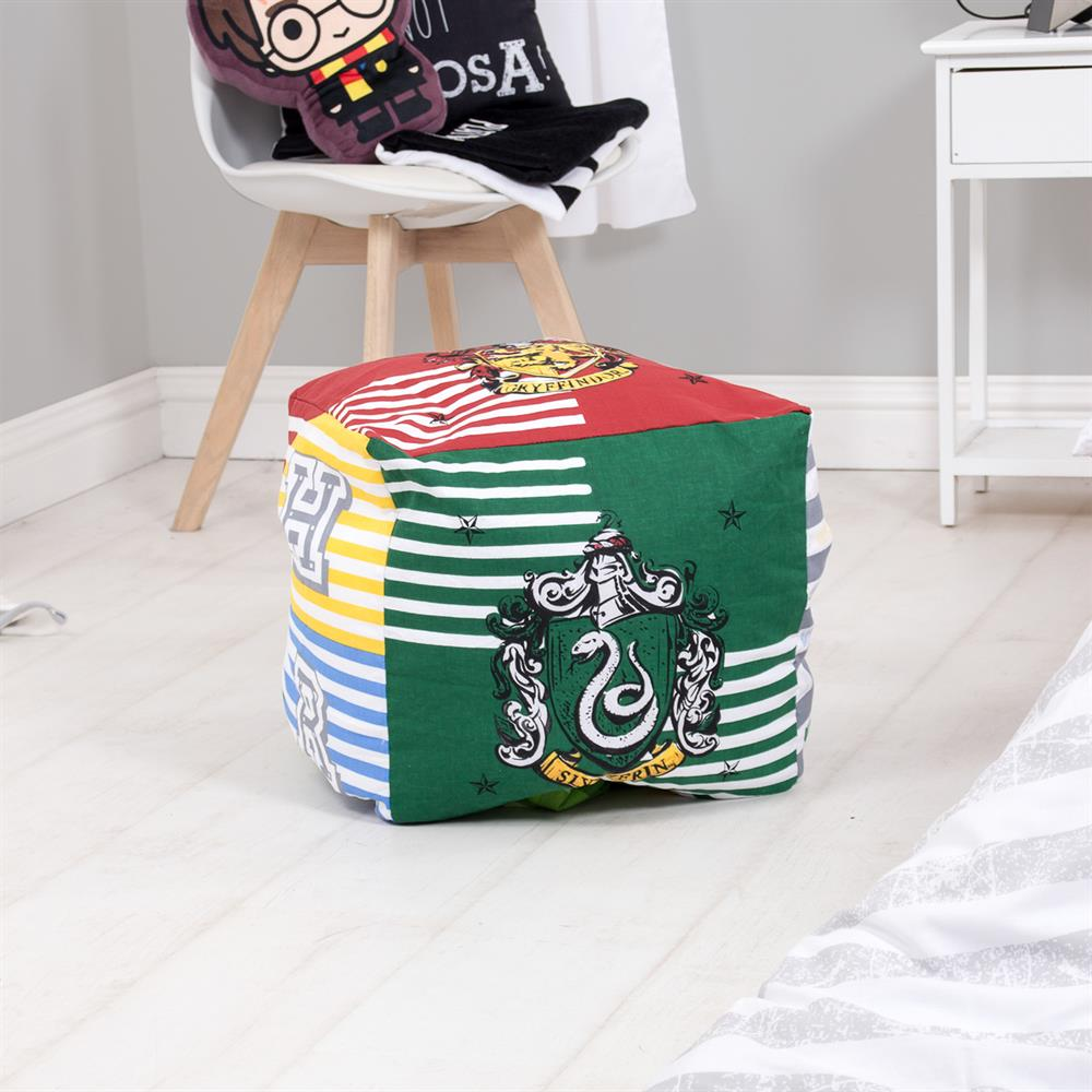 Picture of Harry Potter House Cube Bean Bag