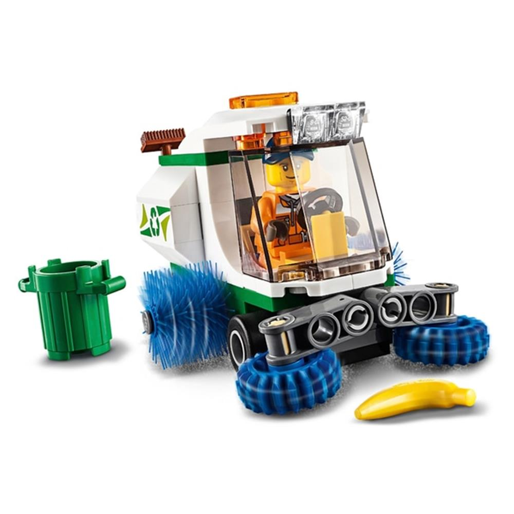 Picture of LEGO City Street Sweeper 60249