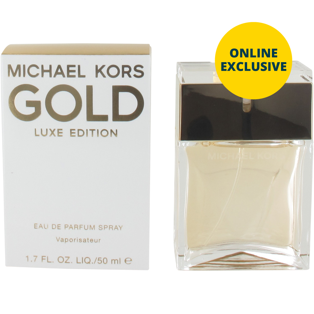 Picture of Michael Kors Gold Luxe Edition 50ml EDP