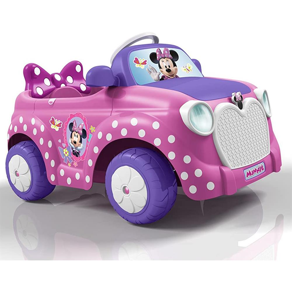 Picture of Feber Minnie Mouse Car