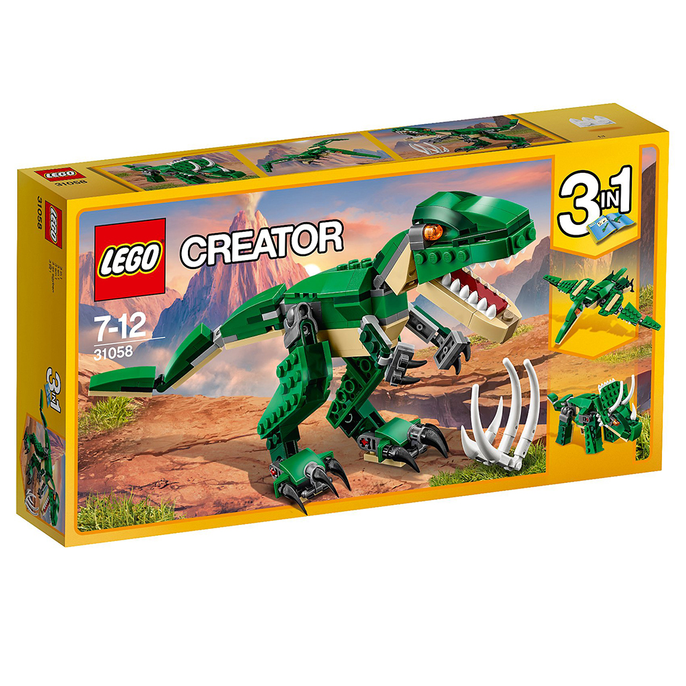 Picture of LEGO Creator Mighty Dinosaurs 31058