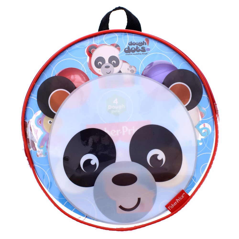 Picture of Fisher Price Dough Dots Backpack