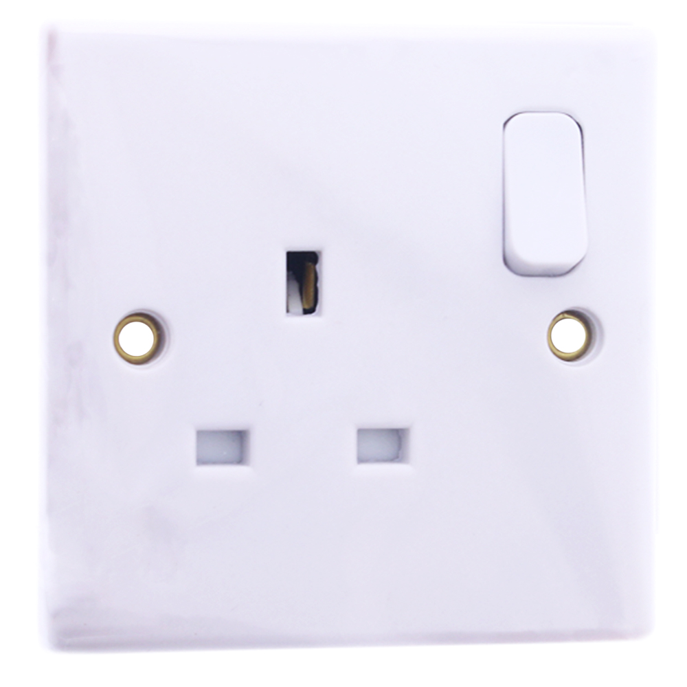 Picture of Status: 1 Gang 13amp Socket (Case of 6)