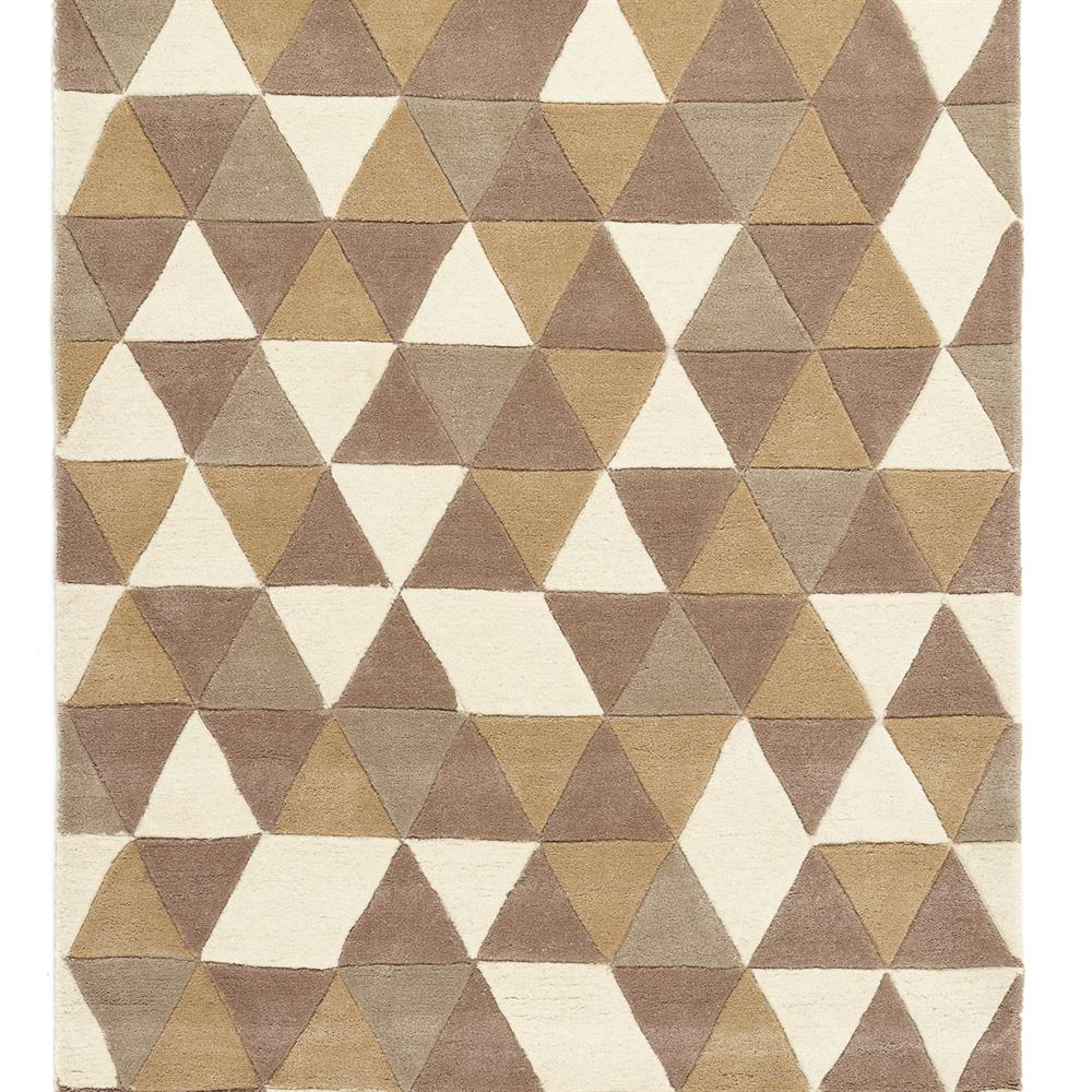 Picture of Origins Honeycomb Natural Rug