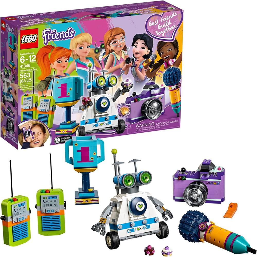 Picture of LEGO Friends Friendship Box 41346