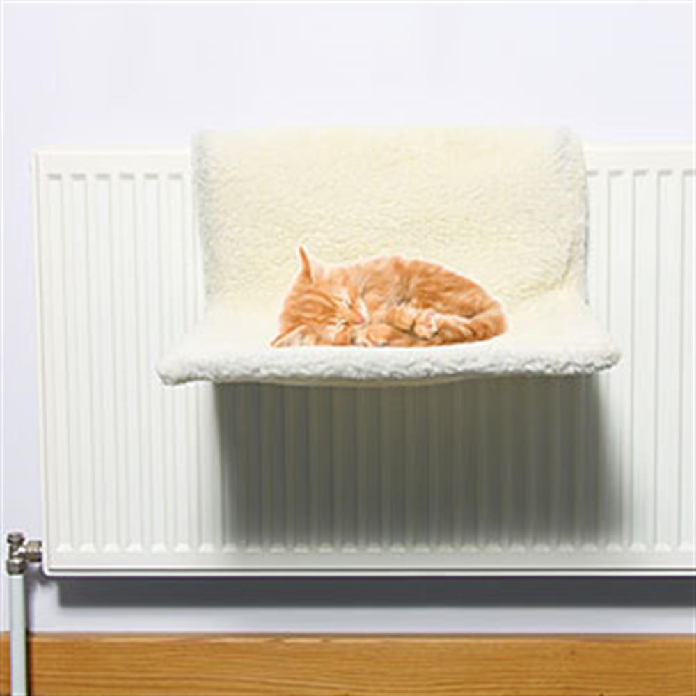 Picture of Cat Radiator Bed