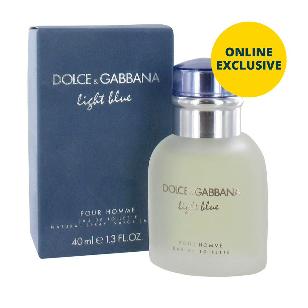 Picture of Dolce & Gabbana Light Blue Pour Homme 40ml EDT Spray