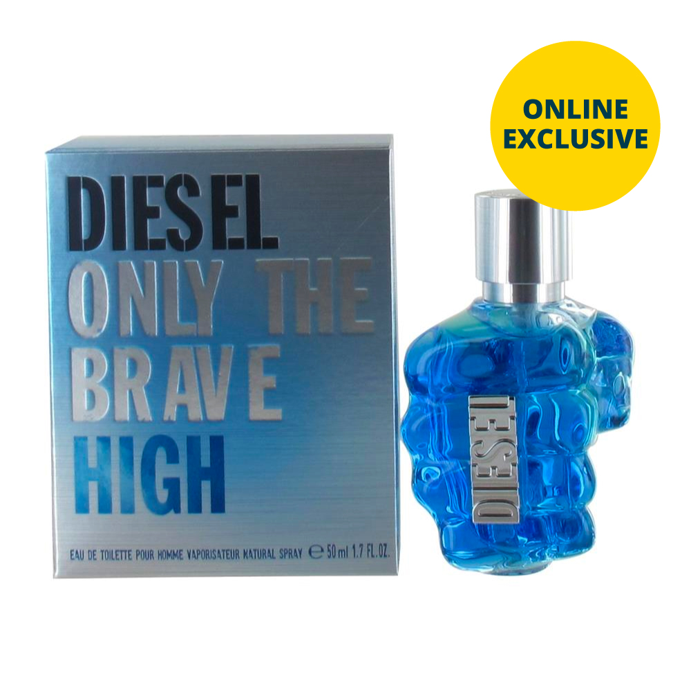 Picture of Diesel Only the Brave High Pour Homme 50ml EDT