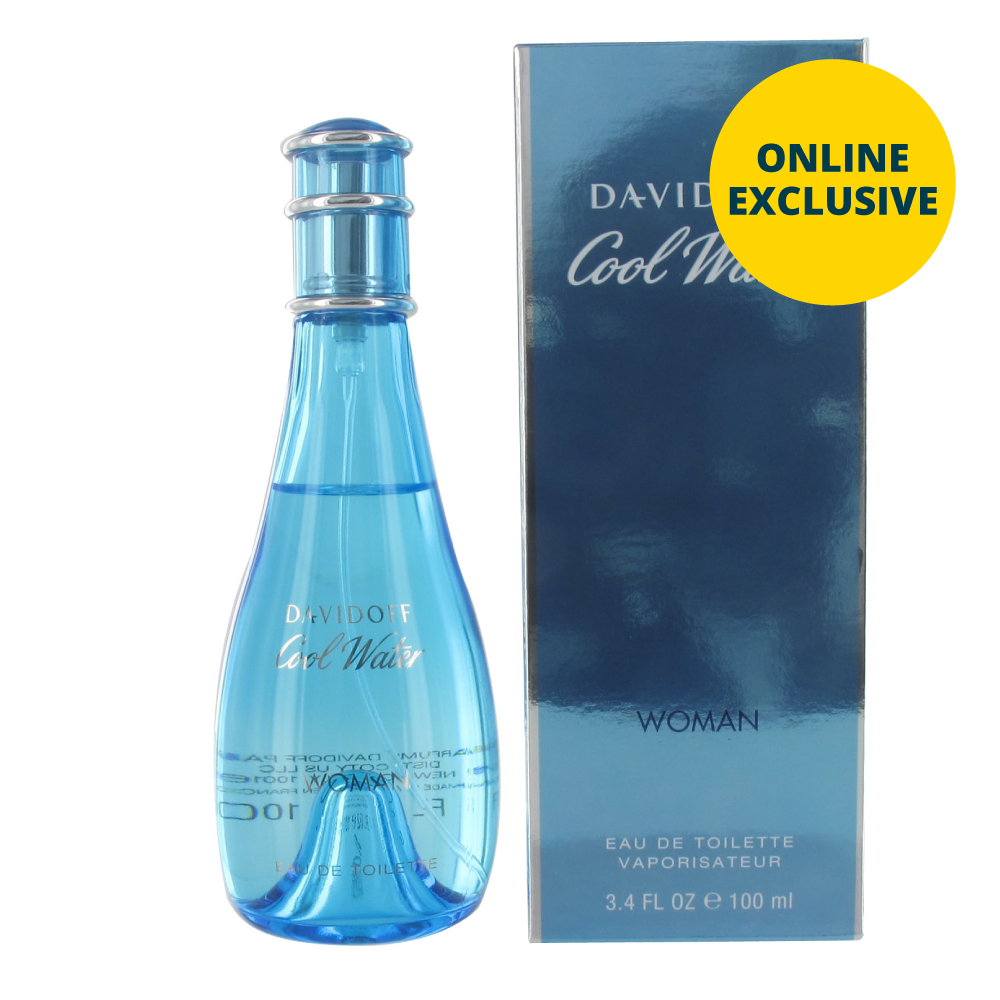 Picture of Davidoff Cool Water Woman 100ml EDT