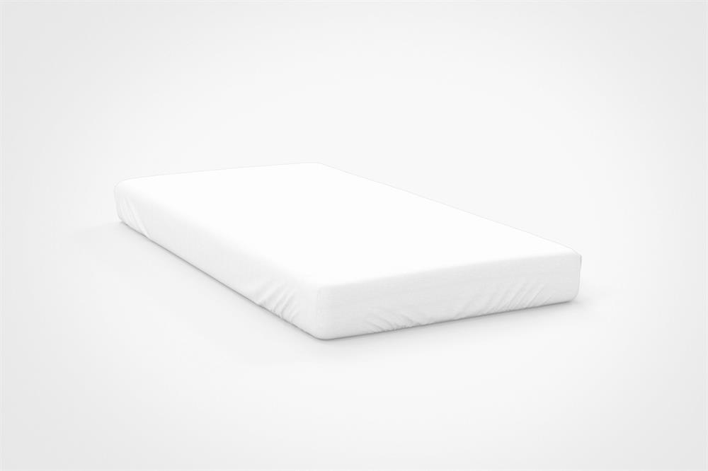 Picture of Belledorm Fitted Sheet: White