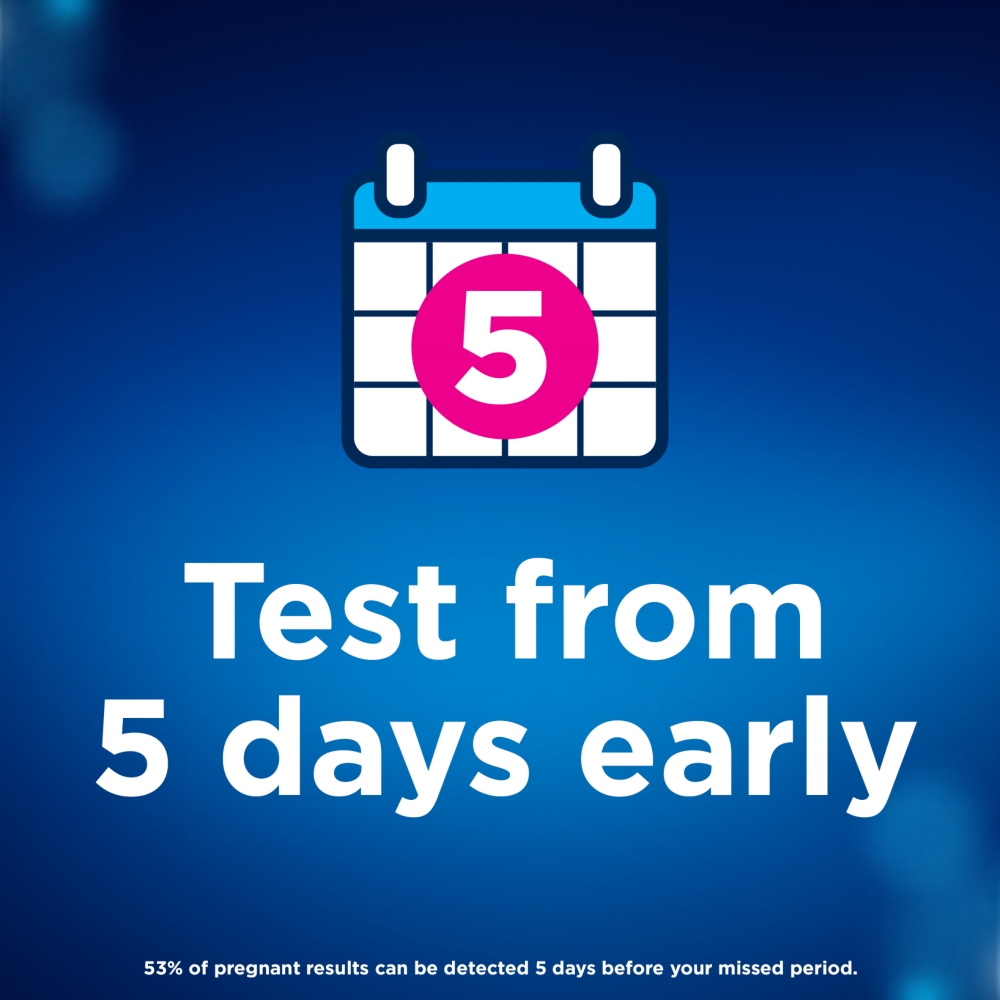 Picture of Clearblue Pregnancy Tests: 2 Pack