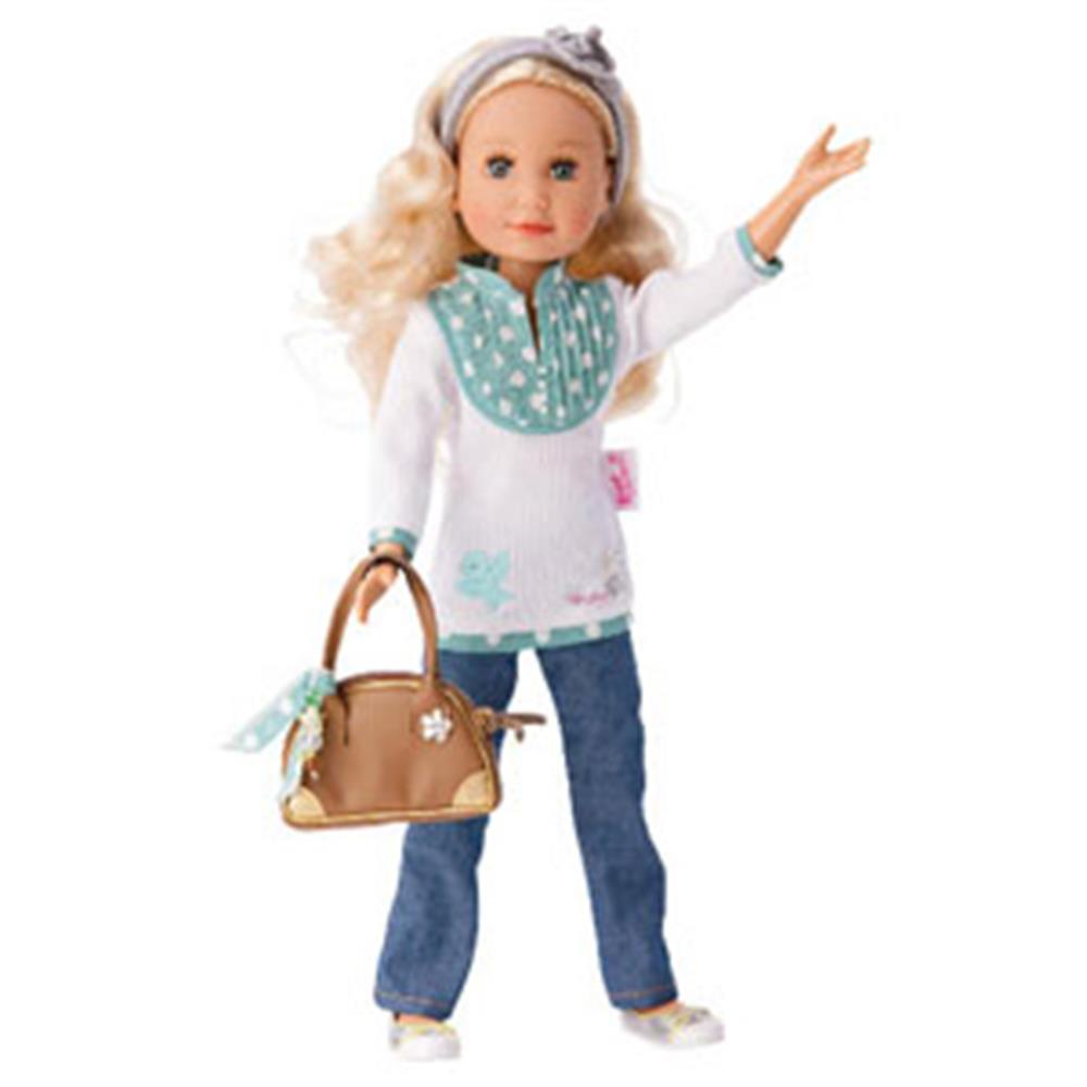 Buy Annabell Tween Bling Doll With Jeans By Zapf Creations