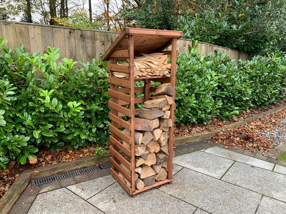 Picture of Charles Taylor Small Log Store