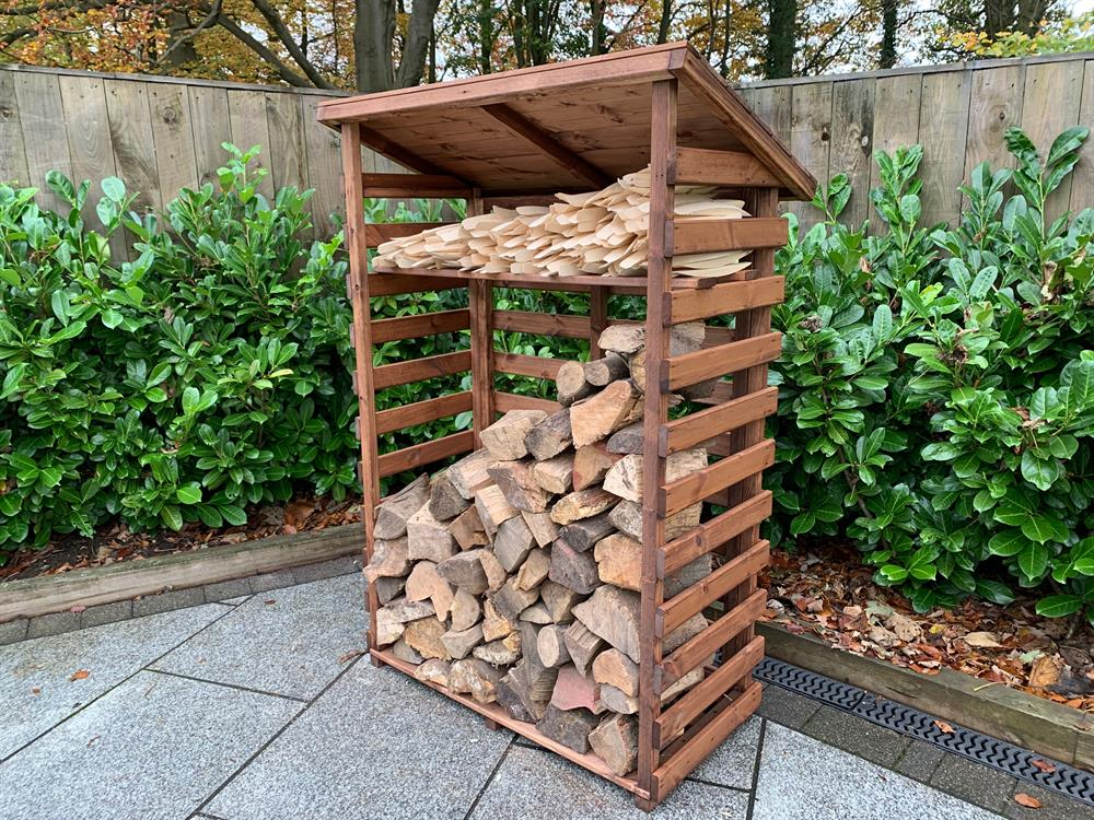 Picture of Charles Taylor Medium Log Store