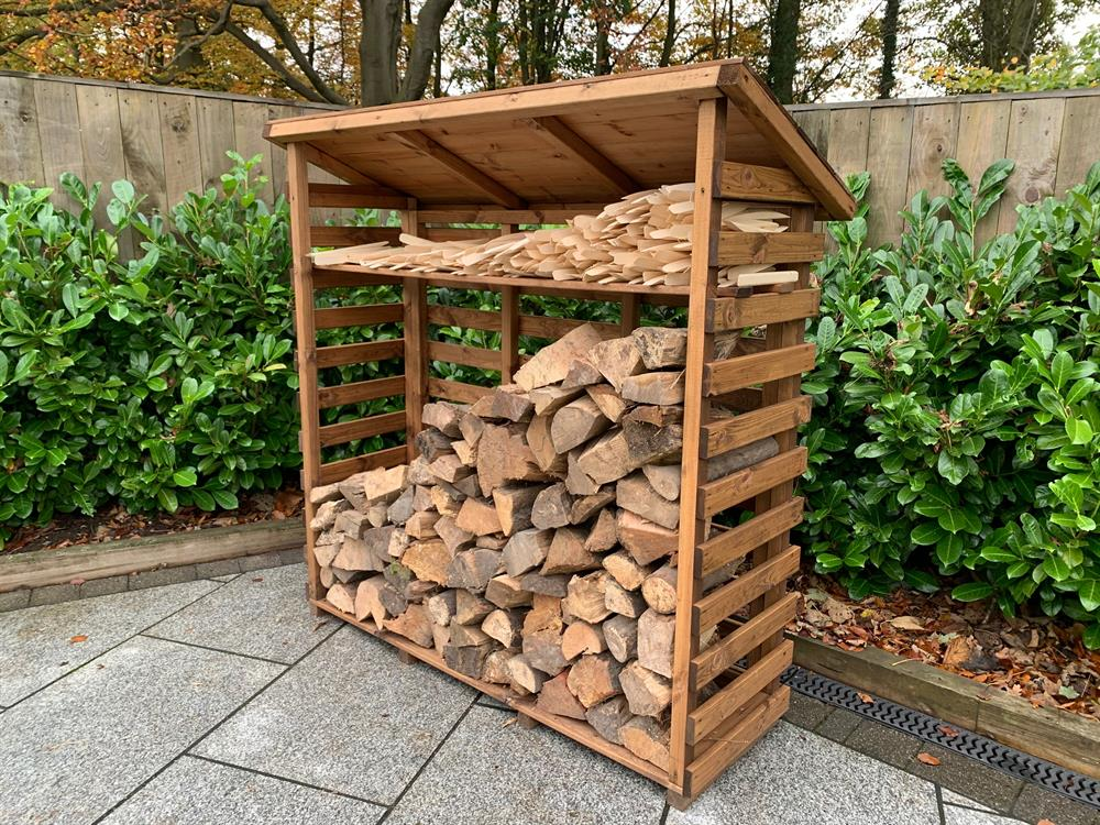 Picture of Charles Taylor Large Log Store