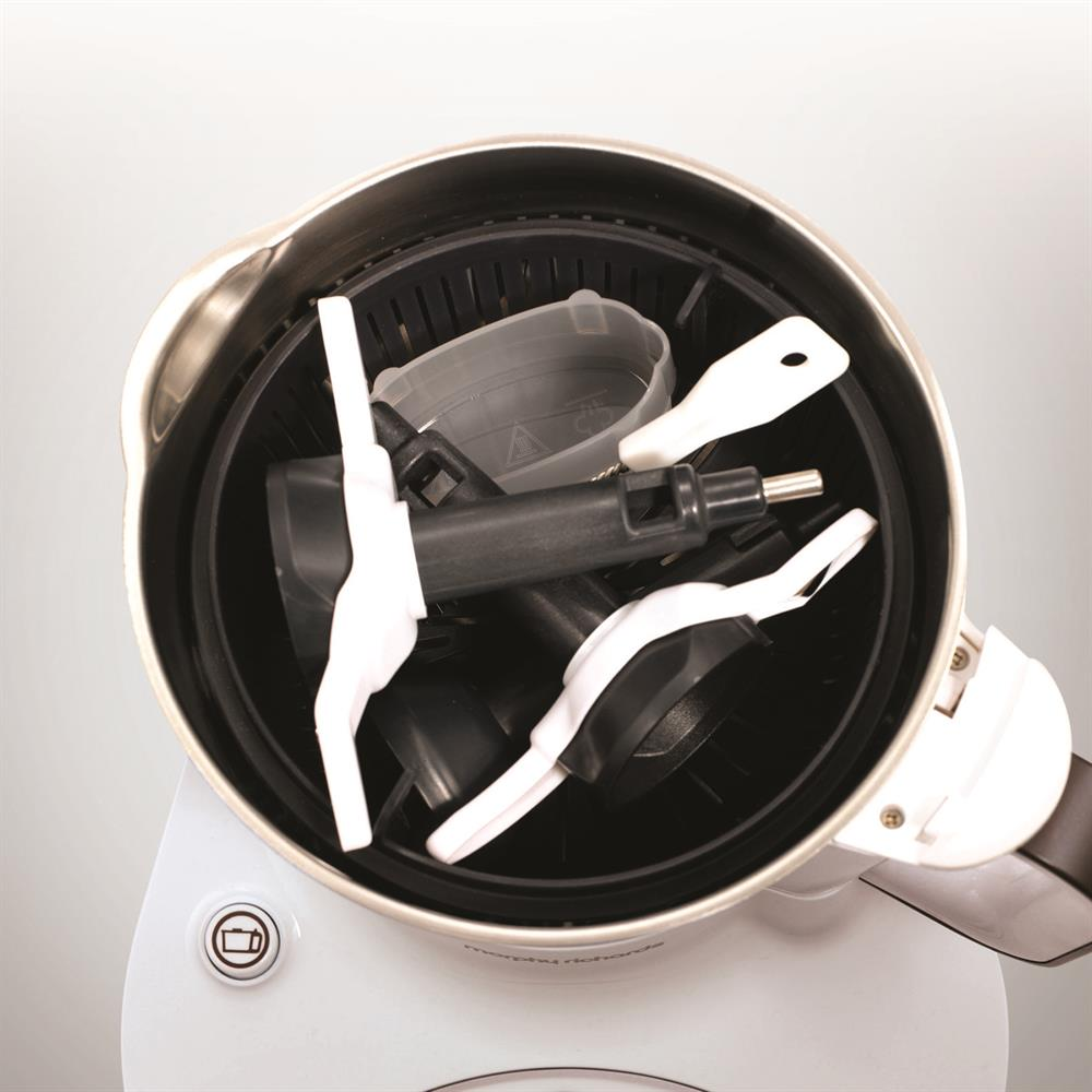Picture of Morphy Richards Supreme Precision 10 in 1 Multicooker