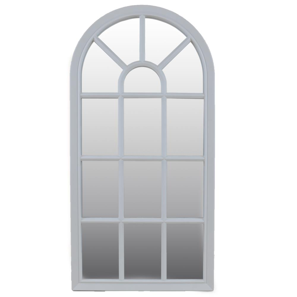 Picture of Homestyle Soho Window Mirror White