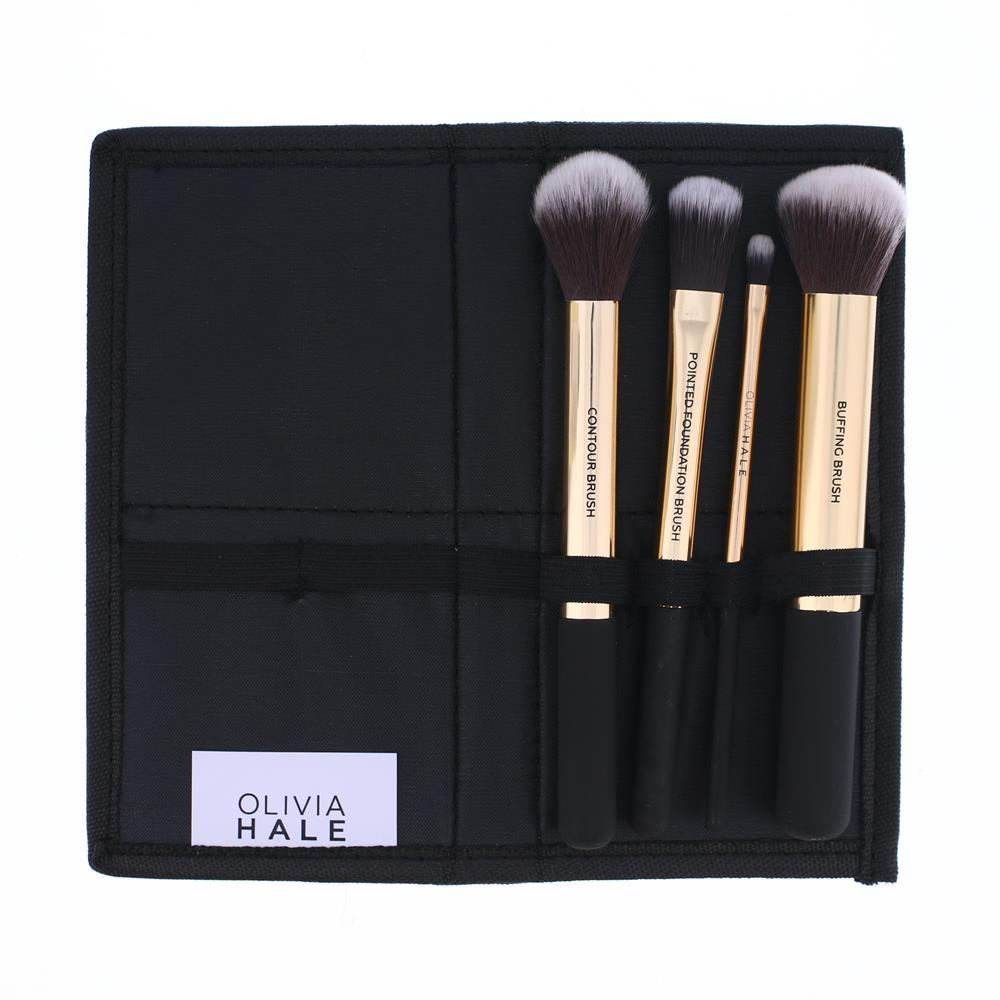 Picture of Olivia Hale Cosmetic Face Brush Set