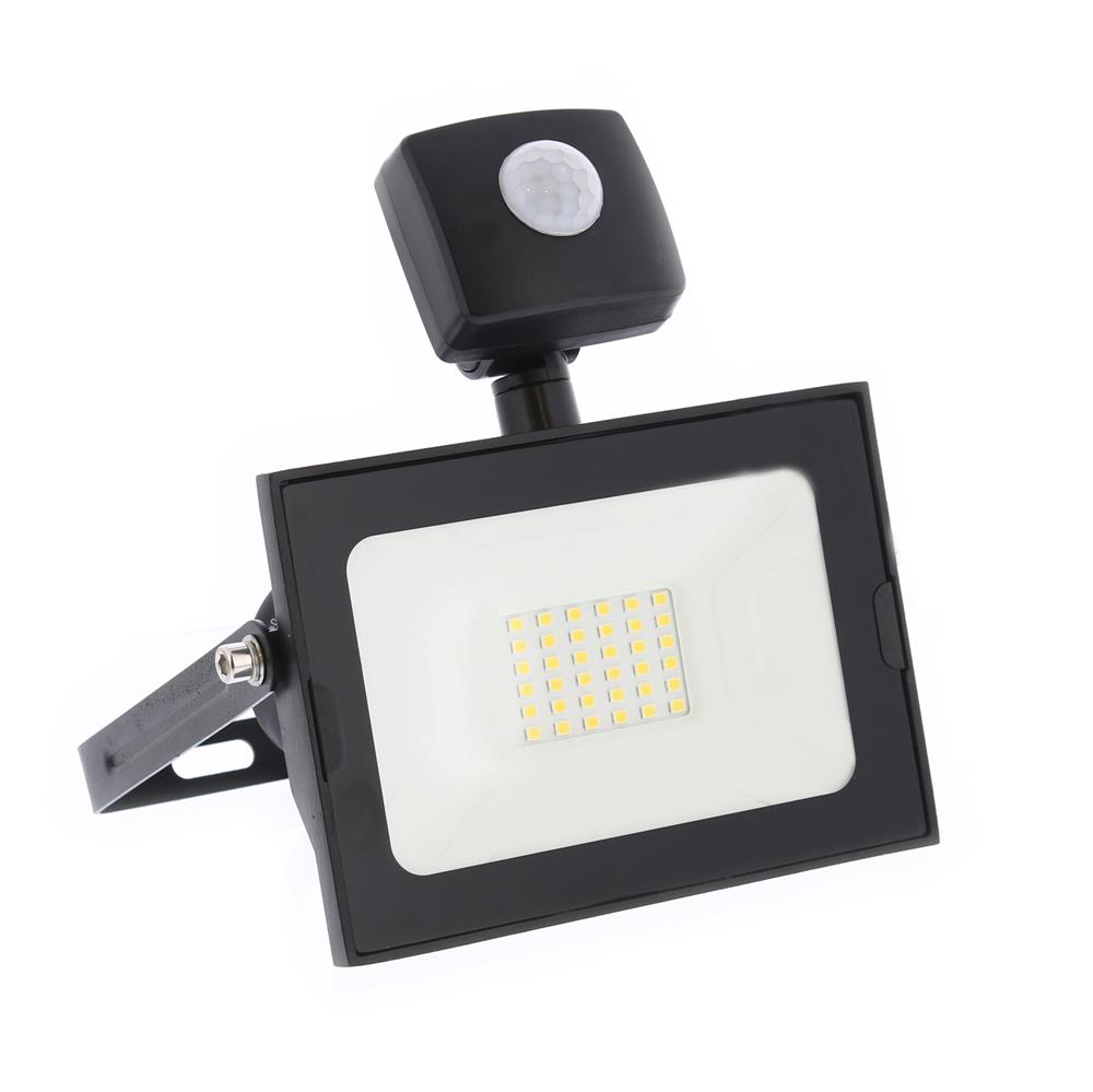Picture of Spear & Jackson Select PIR Motion Sensor Floodlight 20W