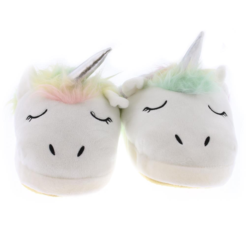 Picture of Dreamer Unicorn Slippers