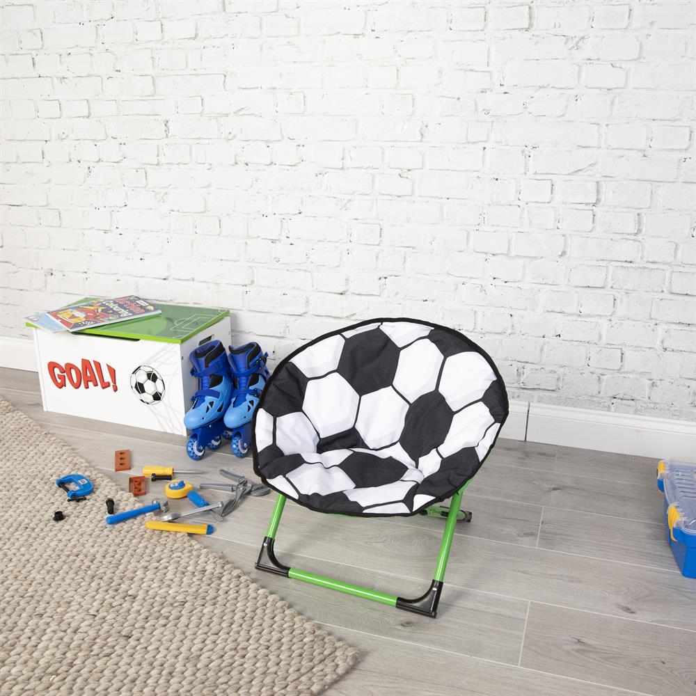 Picture of Kids Football Moonchair