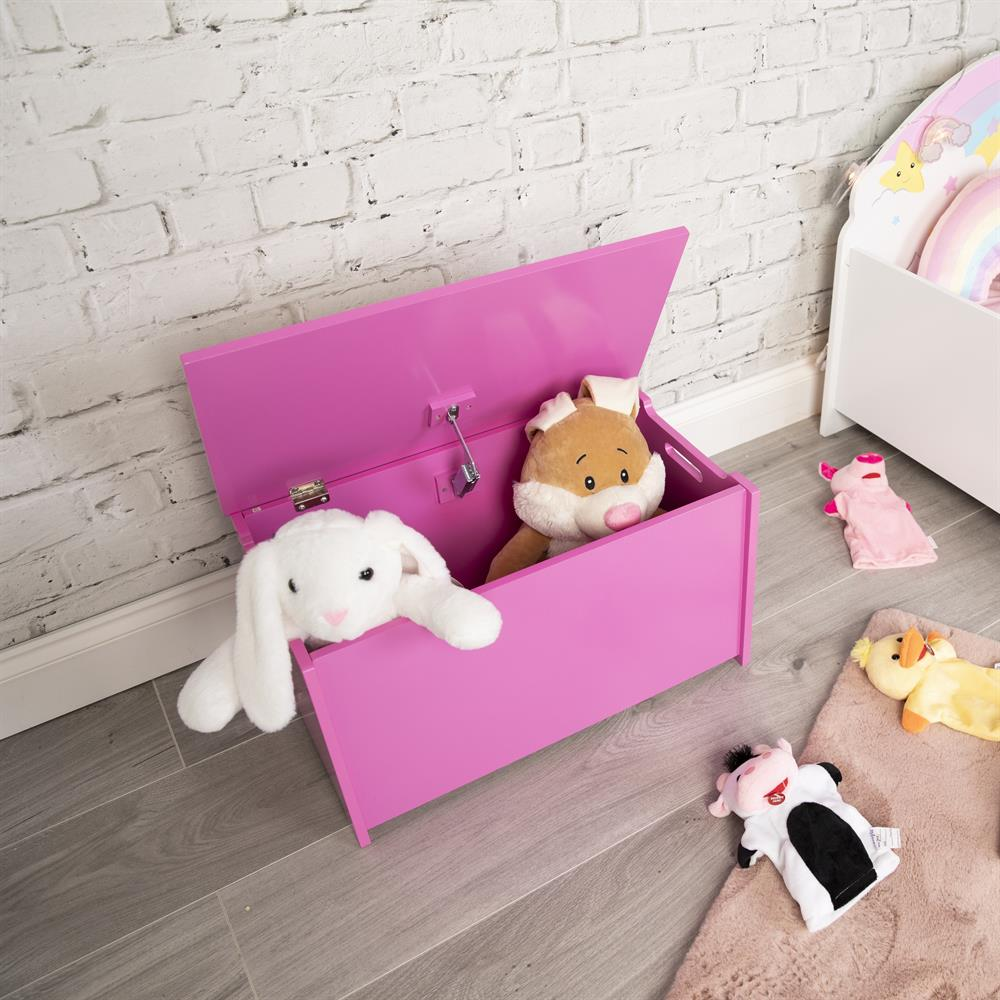 Picture of Kids Princess Toy Box