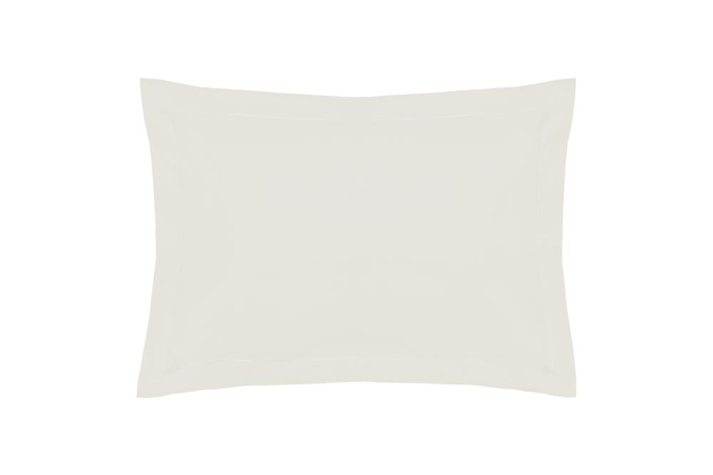 Picture of Belledorm Oxford Pillowcase: Ivory