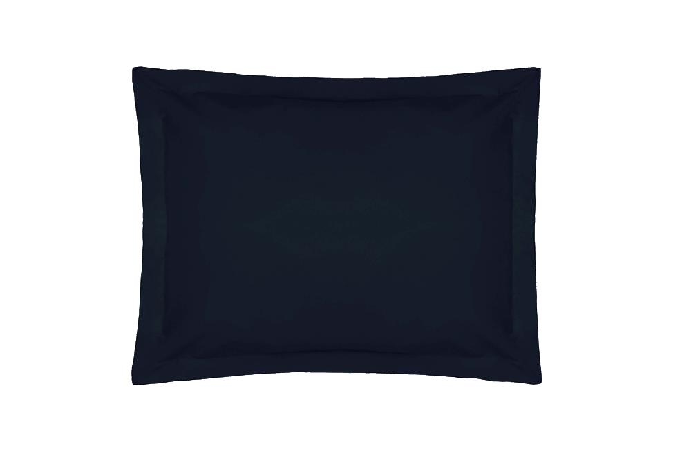 Picture of Belledorm Oxford Pillowcase: Navy
