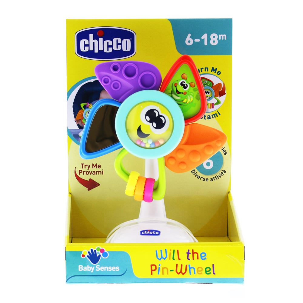 Picture of Chicco Will the Pin-Wheel