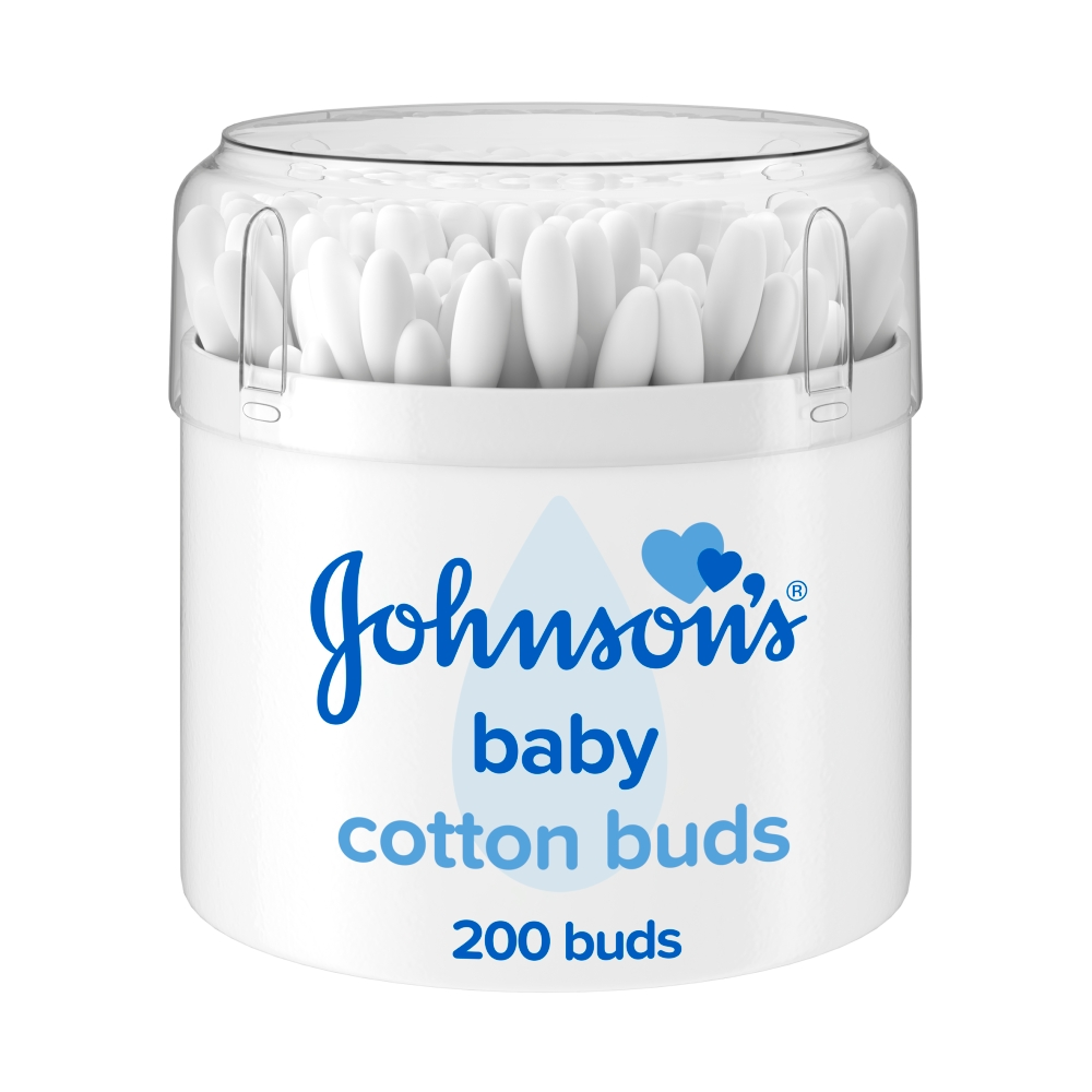 Picture of Johnson's Cotton Buds: 200 Buds