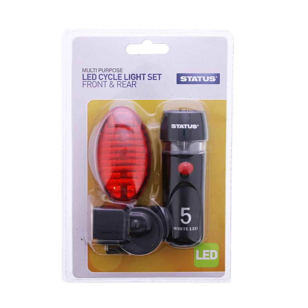 Picture of LED Cycle Light Set