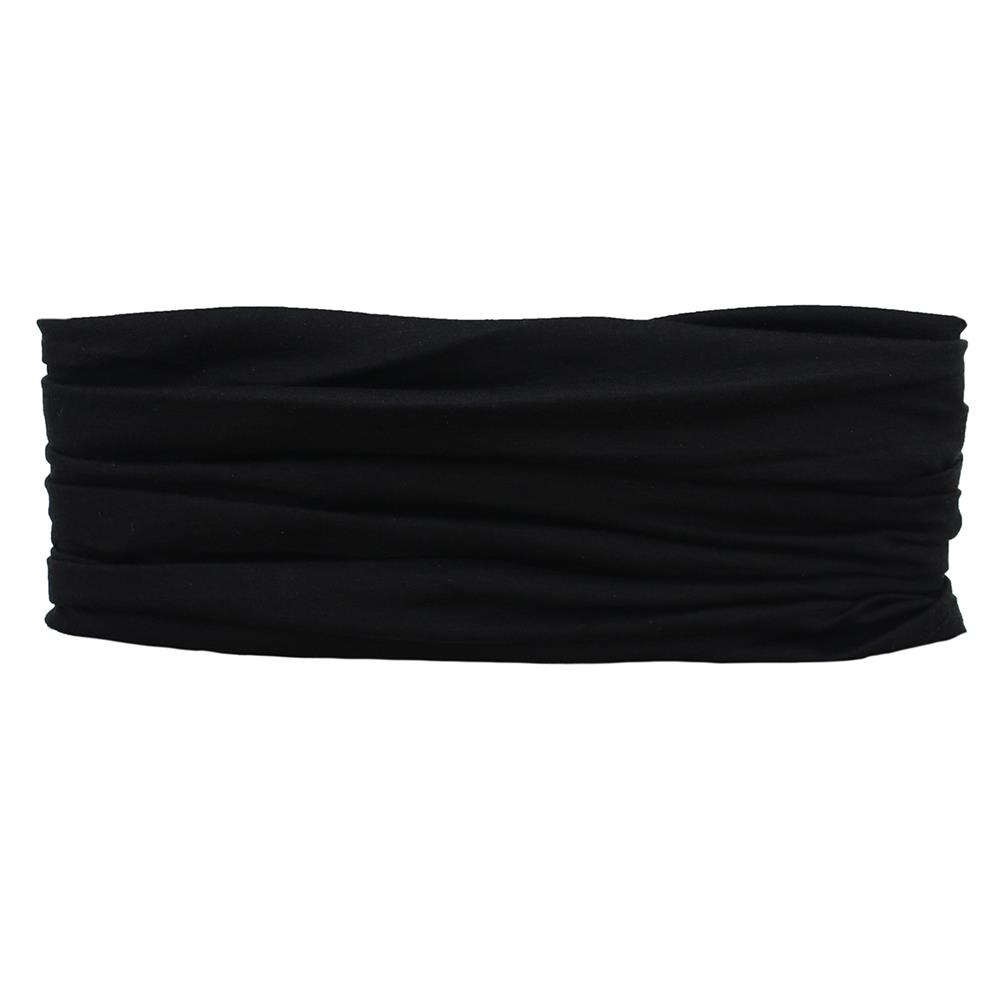 Picture of Keaton Neck & Face Coverings (Snood) - Black (Set of 2)
