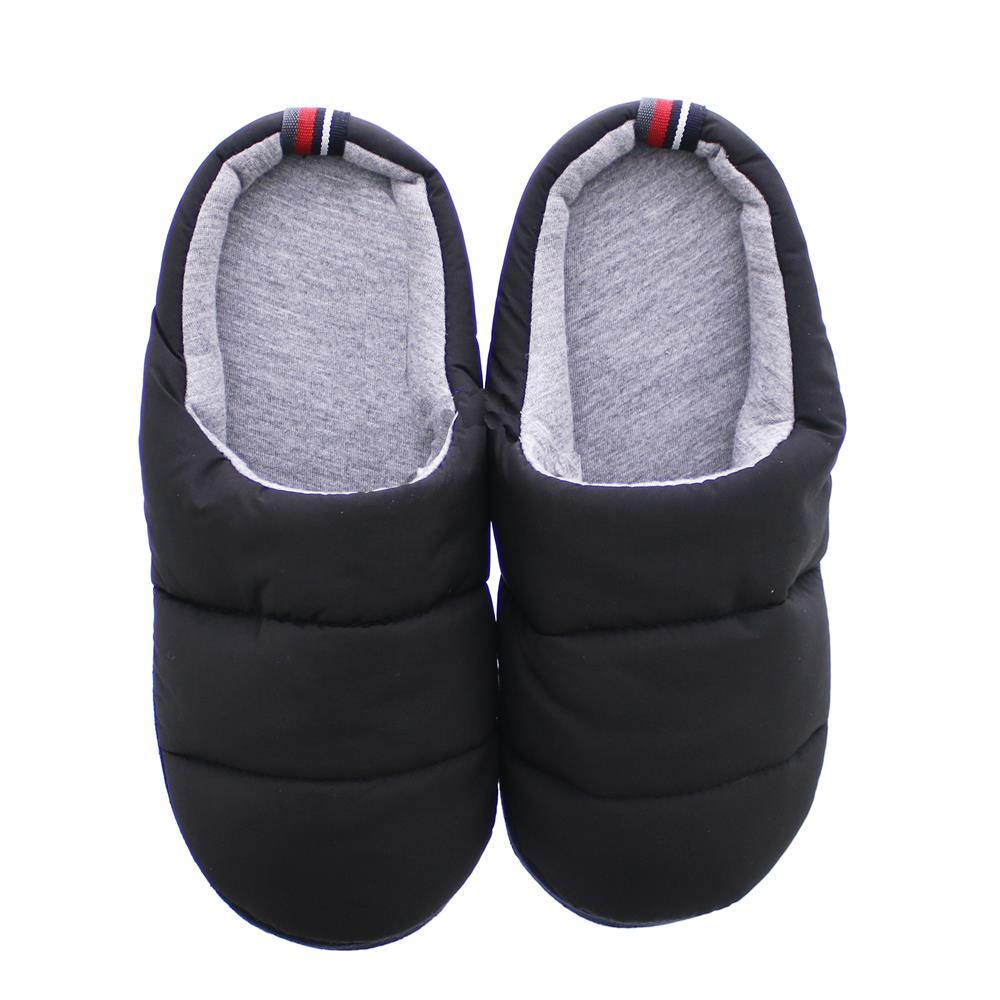 Picture of Essential Apparel Men's Slippers Black