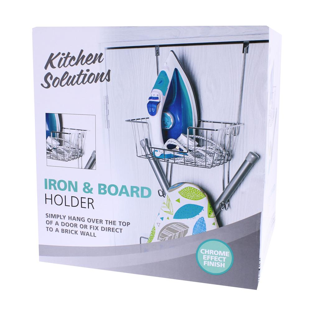 Picture of Kitchen Solutions Iron & Board Holder