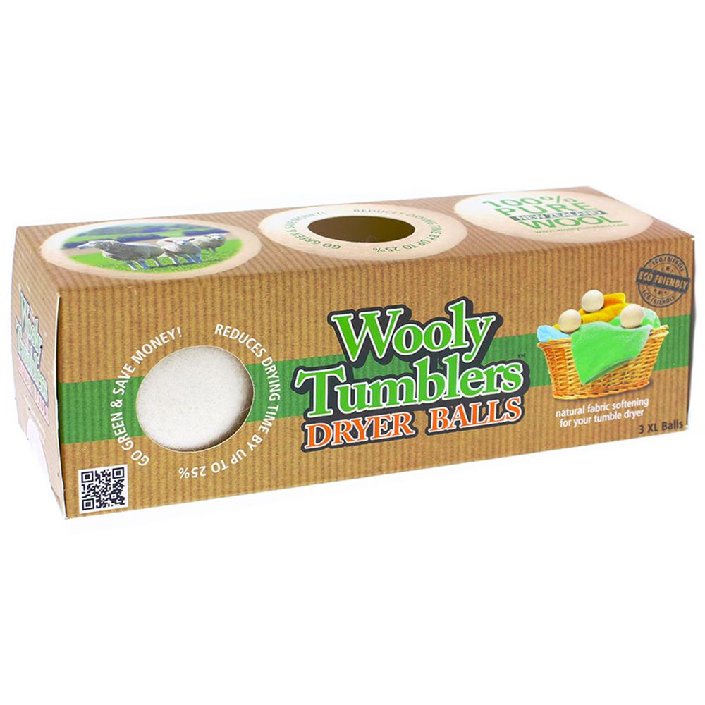 Picture of Wooly Tumblers: Dryer Balls