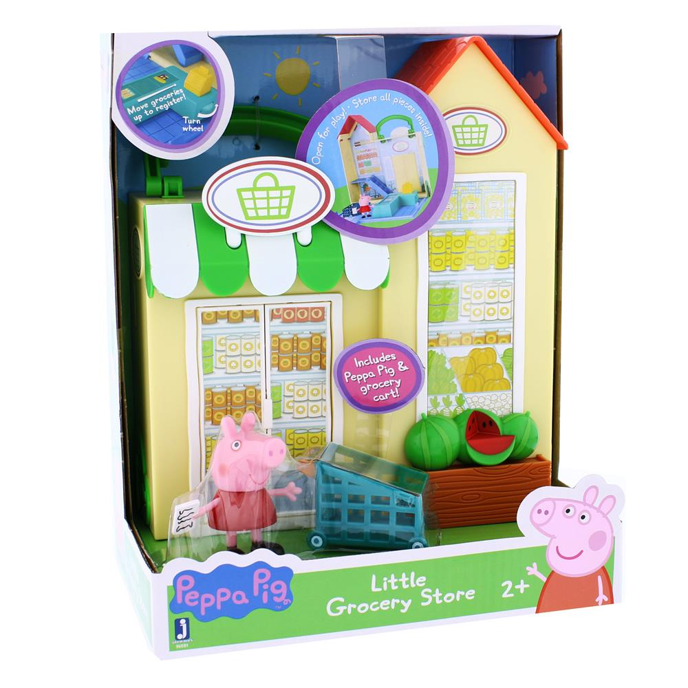 Picture of Peppa Pig Little Grocery Store Playset