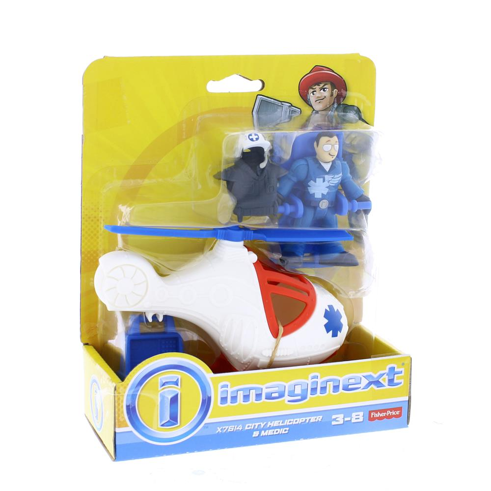 Picture of Fisher-Price Imaginext City Playset