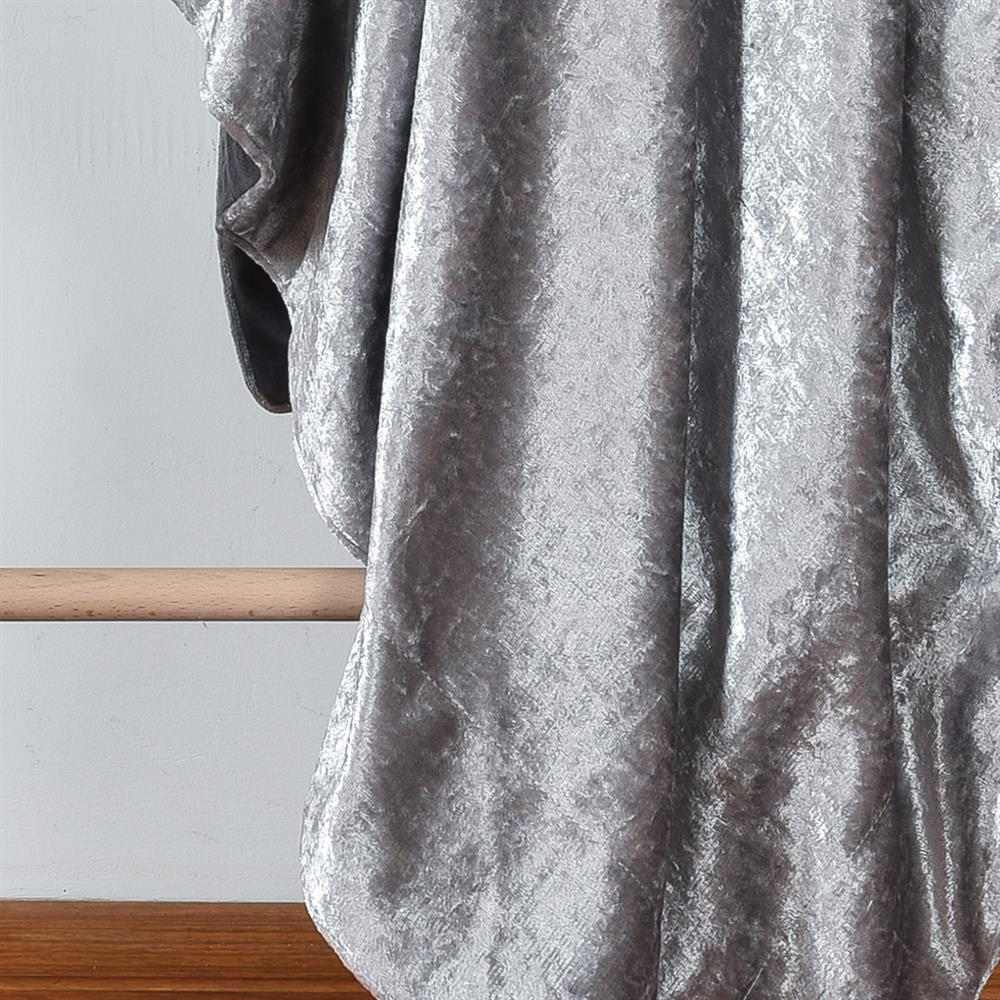 Picture of Home Collections: Crushed Velvet Throw 140 x 200cm