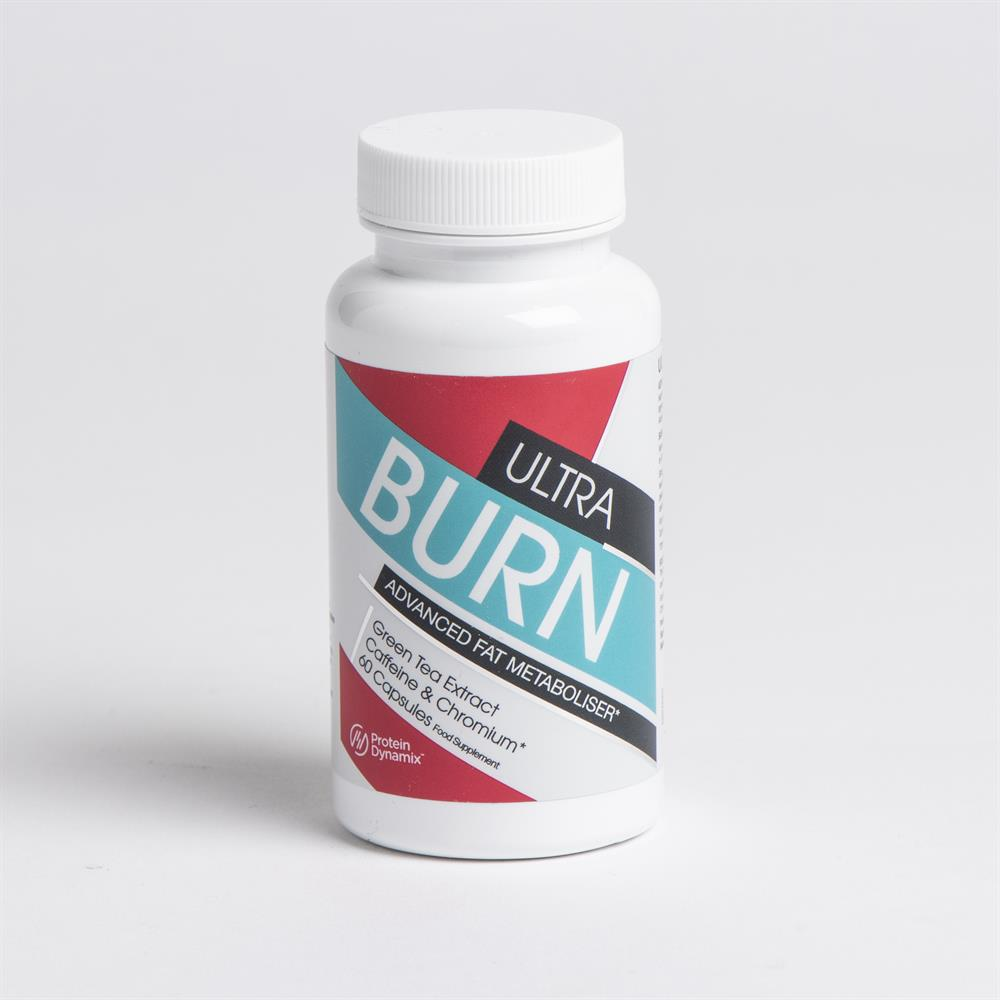 Picture of Protein Dynamix Ultra Burn Advanced Fat Metaboliser - 60 Capsules