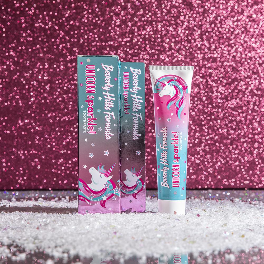Picture of Beverly Hills Formula Unicorn Sparkle Toothpaste (Case of 12 x 125ml)