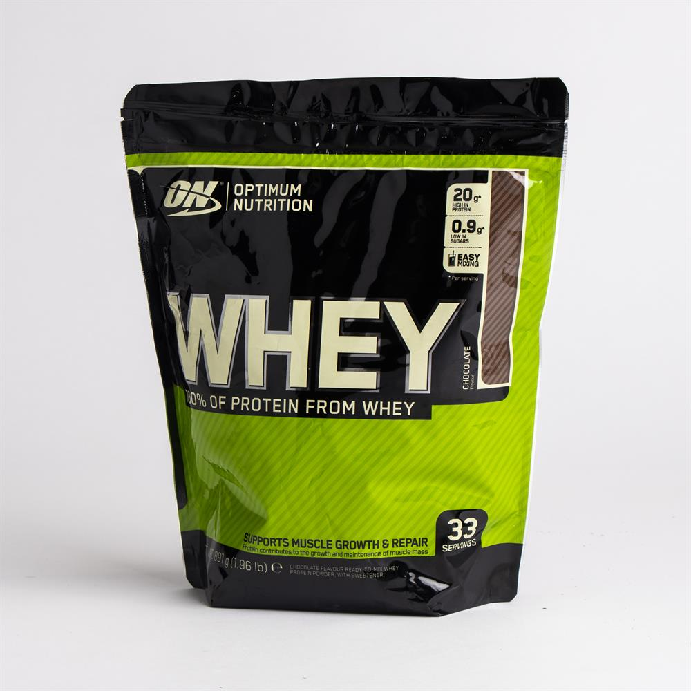 Picture of Optimum Nutrition Whey Protein 891g -  Chocolate