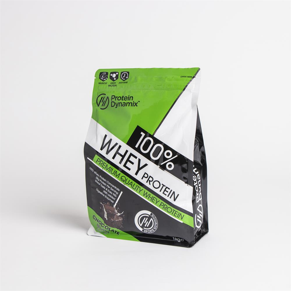 Picture of Protein Dynamix 100% Whey Protein 1kg - Chocolate Brownie