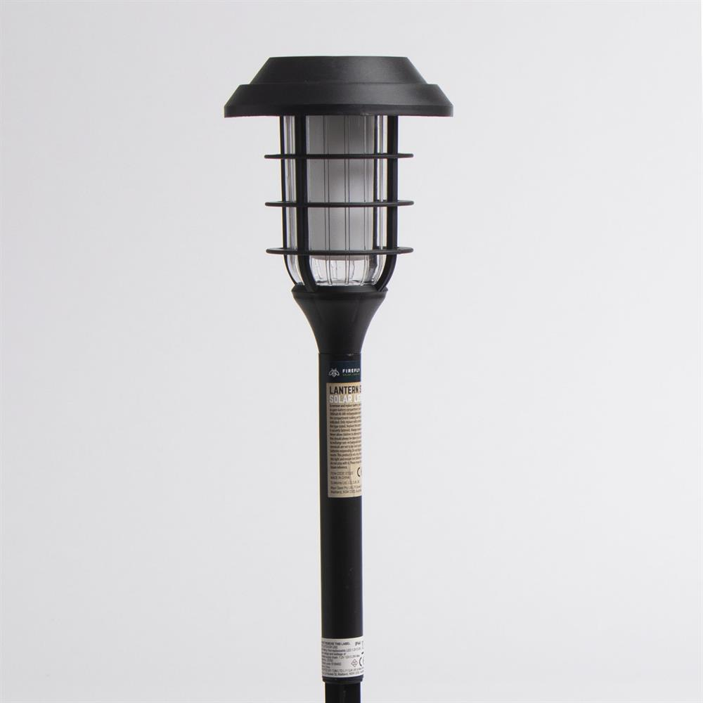 Picture of Firefly: LED Solar Light Lantern Stake 4 Pack