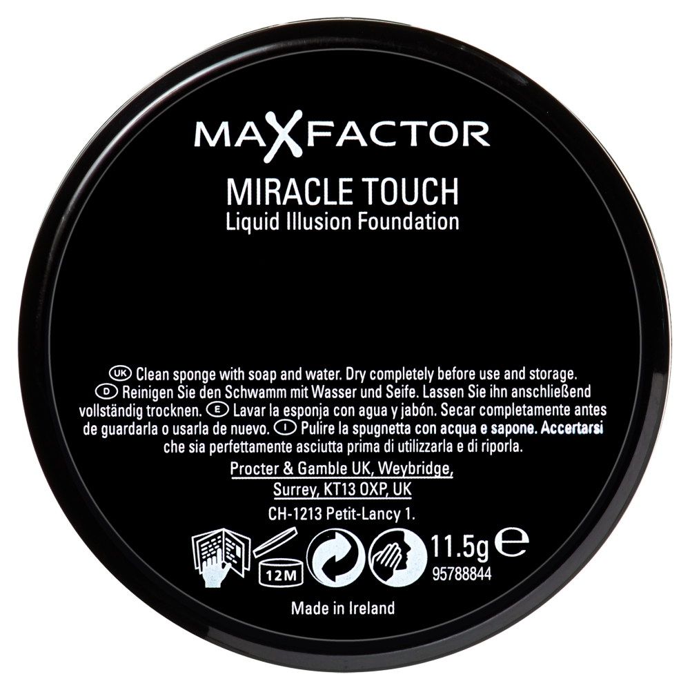 Picture of Max Factor Miracle Touch 30 Porcelain