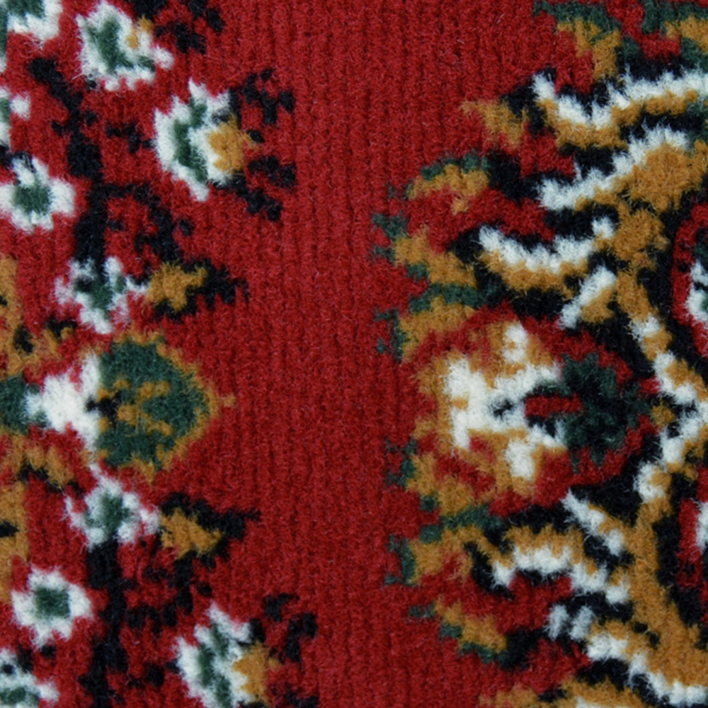 Picture of Maestro Traditional Red Rug