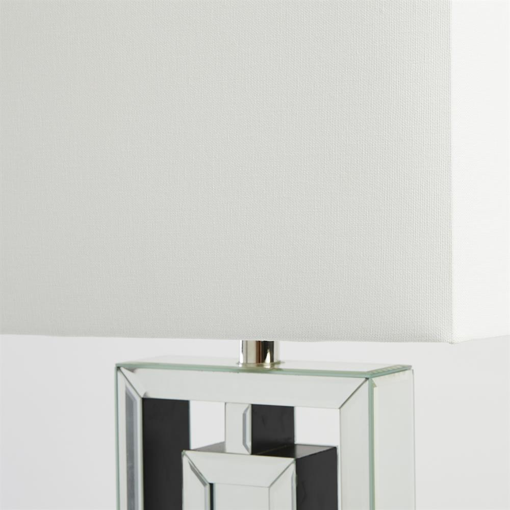 Picture of Home Collections: Mirrored Lamp Shade